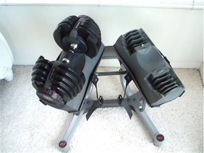 Bowflex 552 Dumbbells consumer review