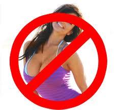 Woman-no-sign