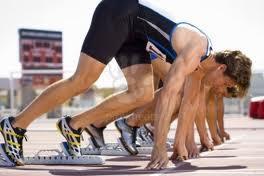 runner out of blocks