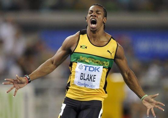 olympic sprinter vs distance runner
